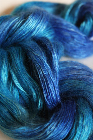 Artyarns Rhapsody Light Yarn in H35 Wild Blue Yonder