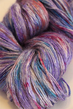 Silk Rhapsody Glitter Light in 1015 Silver