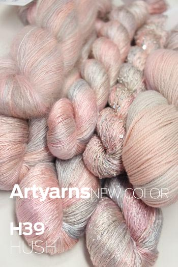 New Color Alert artyarns Tranquility in 1035