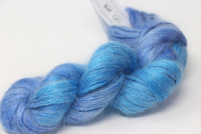 Artyarns Rhapsody Light Yarn H35 Wild Blue Yonder