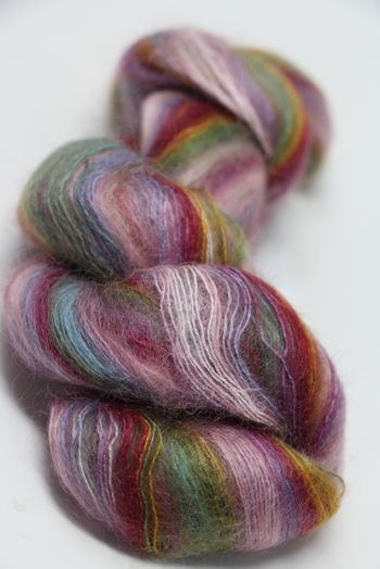 ARTYARNS SILK MOHAIR YARN in 1015 Candy