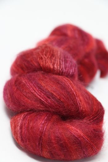 ARTYARNS SILK MOHAIR YARN in 115 Margarita
