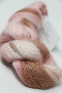 ARTYARNS SILK MOHAIR 130 Pink Chocolate