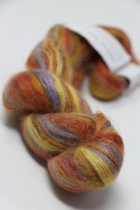 ARTYARNS SILK MOHAIR 136 Orange Medly
