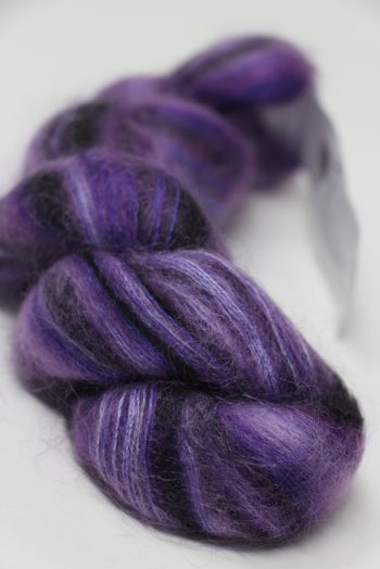 ARTYARNS SILK MOHAIR YARN in 138 Purple Royale