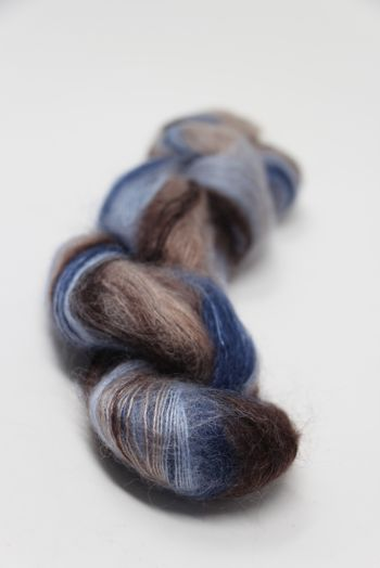 ARTYARNS SILK MOHAIR YARN in 143 Handsome Blue