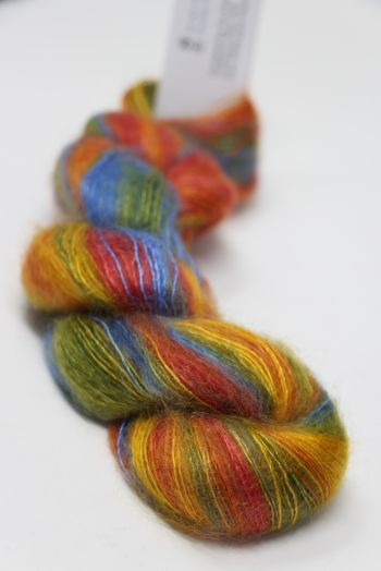 ARTYARNS SILK MOHAIR YARN in 146 Circus