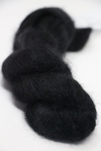 ARTYARNS SILK MOHAIR YARN in 2246 Black Tonal