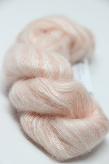 ARTYARNS SILK MOHAIR YARN in 405 Peach Sherbert