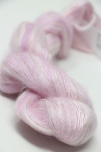 ARTYARNS SILK MOHAIR 413 Candy Stripe Pink