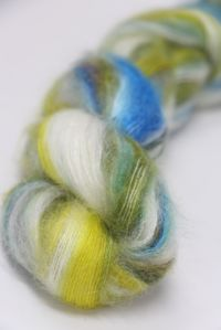 ARTYARNS SILK MOHAIR Lillies And Limes (618)