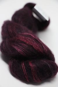 ARTYARNS SILK MOHAIR 912 Dark Cherry