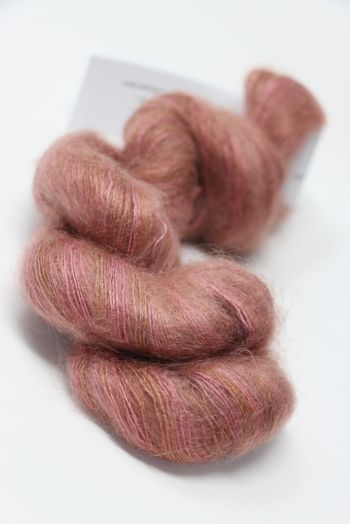 ARTYARNS SILK MOHAIR YARN in H10 Rose Ombre