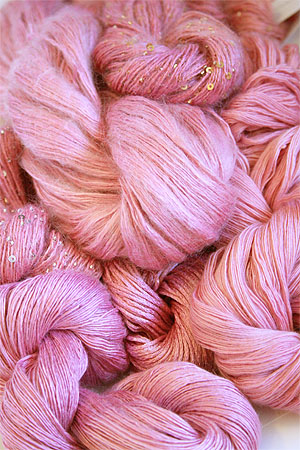 Daily Deal 4/1: Artyarns Kaleidiscope Beaded Mohair with Sequins