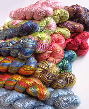 Silk Knitting Yarn : ... regal silk yarn handpainted silk yarn silk knitting yarn 300x368