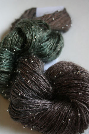 Artyarns Beaded Silk Mohair in 1004 Silver