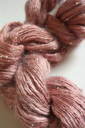 Artyarns Beaded Silk Mohair in 271 Silver