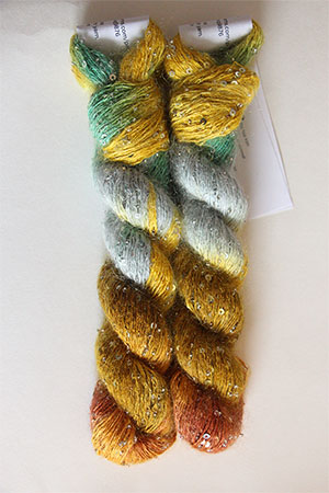 Artyarns Beaded Mohair & Sequins 511 with Silver Beads and Sequins