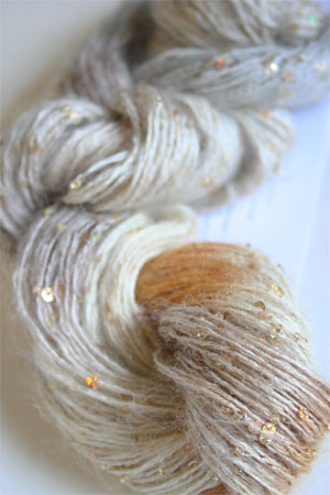 Artyarns Beaded Mohair with Sequins 505 Gold