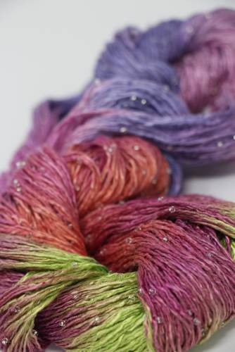 Artyarns Beaded Silk | 501 Bonnard (Silver)