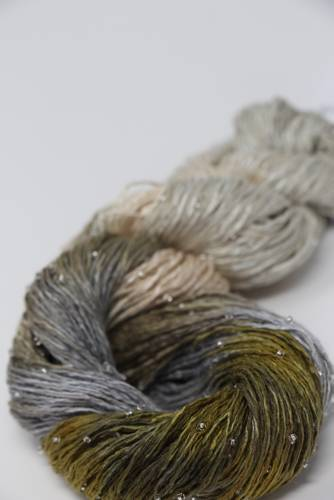 Artyarns Beaded Silk | 506 Wyeth SIlver