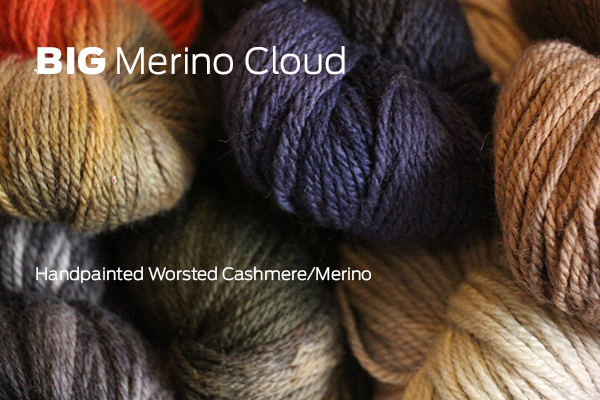 Artyarns BIG Merino Cloud Worsted