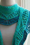 Artyarns Romantic Jabot Knitting Pattern