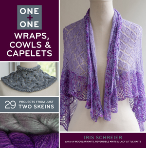 Artyarns 1+1 Cowls, Capelets and Wraps