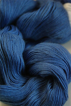 Artyarns Lace Cashmere in 226 Blue Jeans