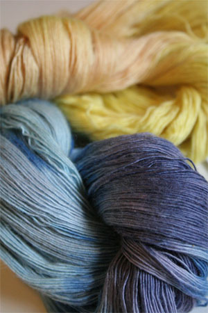 Artyarns Cashmere Knitting Yarn in 505 O'Keefe