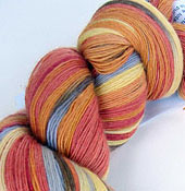 cashmere single ply lace knitting yarn