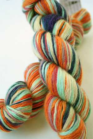 Artyarns Cashmere Sock Yarn in 171 Collegiate
