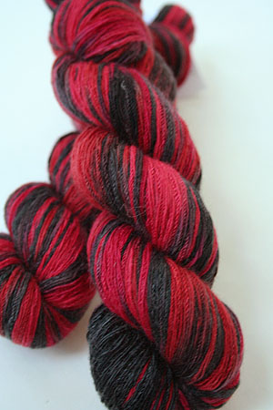 Artyarns Cashmere Sock Yarn 181 Hot Cherry