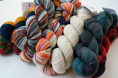 artyarns cashmere sock knitting yarn