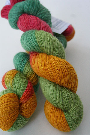 Artyarns Cashmere Sock Yarn in 183 Fruit Loops