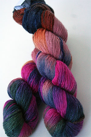 Artyarns Cashmere Sock Yarn 176 Wild Berry