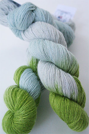 Artyarns Cashmere Sock Yarn in 191 Blue Sage