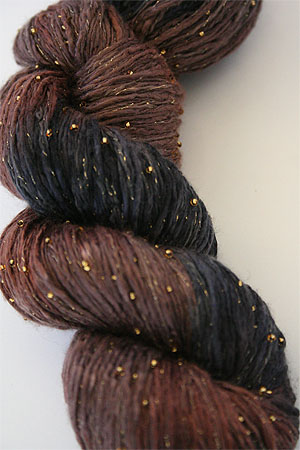 Artyarns Beaded Ensemble Yarn in H19 Gold