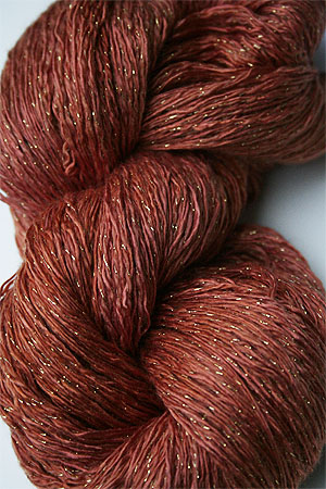 Artyarns Ensemble Glitter Light Yarn silk & Cashmere Yarn in 222 Gold