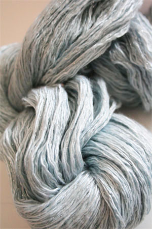 Artyarns Ensemble Glitter Light 307 Pale Sky Silver