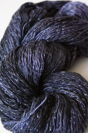 Artyarns Ensemble Glitter Light 903S Washed Denim with Silver
