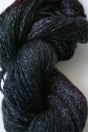 Artyarns Ensemble Glitter Light 907S Dark Teal Raspberry