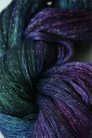 Artyarns Ensemble Glitter Light 904S Jewels with Silver