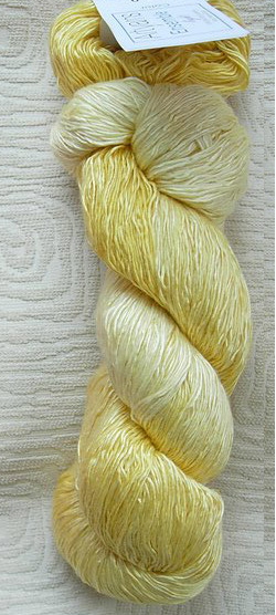 Artyarns Ensemble Light silk & Cashmere Yarn 2319 Lemon Fizz