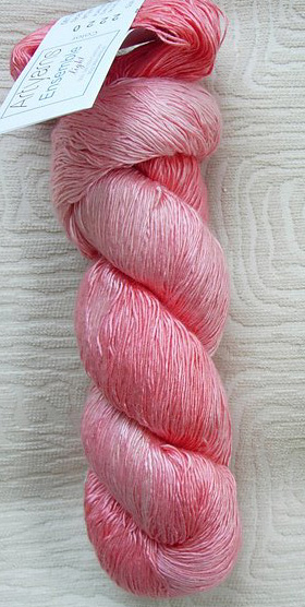 Artyarns Ensemble Light silk & Cashmere Yarn 2220 Pink Grapefruit