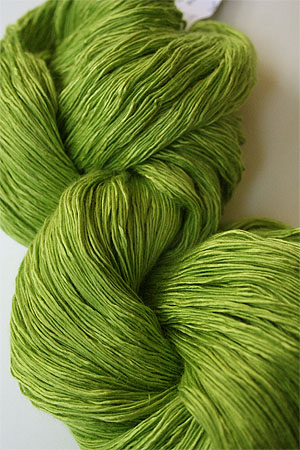 artyarns ensemble silk light in 332 Peridot