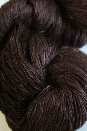 Artyarns Ensemble Light silk & Cashmere Yarn 248 Chocolate