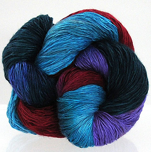 artyarns ensemble silk light in 1026 Macaw