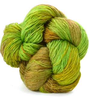 Artyarns Ensemble Light in H32 Go Green