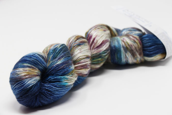 artyarns ensemble light | 607 Jet Stream